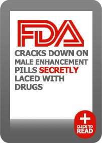 List of FDA Recall Male Enhancement Supplements
