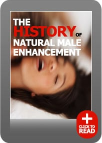 The History of Natural Male Enhancement